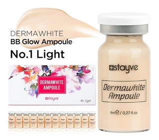 Stayve Vial Dermawhite Bb Glow No.1 Light