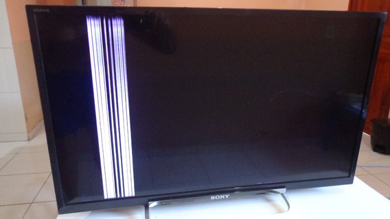 Tv Sony Led Kdl-32r434a - Defeito No Display!