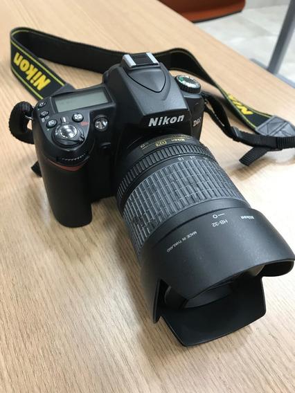 Nikon D90 - Corpo - Menos De 13 Mil Clicks
