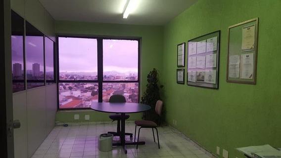 Sala À Venda, 70 M² Por R$ 210.000,00 - Parque Das Nações - Santo André/sp - Sa0325