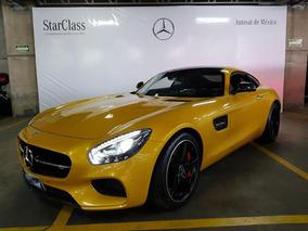 Mercedes-benz Amg Gt 2015 Amg Gt S V8/4.0 Bt Aut