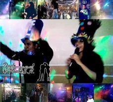 Dueto Musical Versátil Evento Fiesta Tecladista Dj Sonido