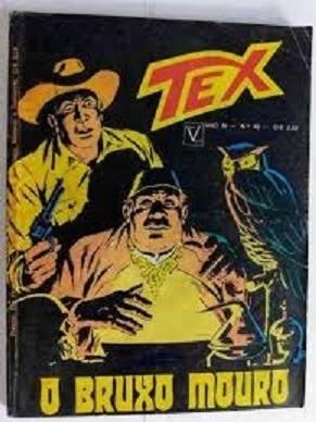 Tex 1a Edicao Vecchi 40 42 44 46 48 49 51 53 55 56 70 Outros