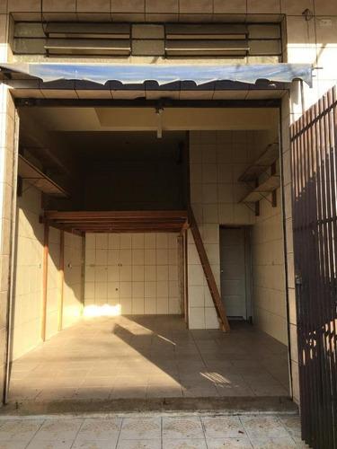 Loja Comercial Para Alugar, 36 M² Por R$ 1.300/mês - Vila Valença - São Vicente/sp - Lo0106