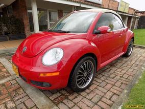 Volkswagen New Beetle Sport Cabrio 2.5 At Aa