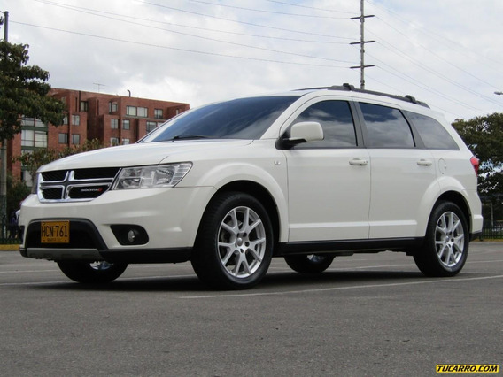Dodge Journey Se Tp 2400cc Aa 7ab Abs 7 Psj