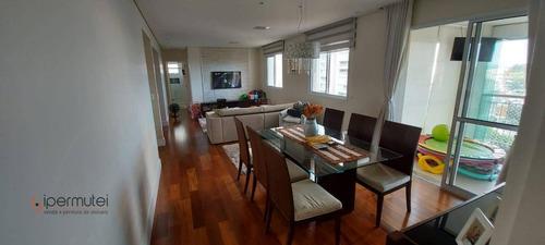 Ótimo Apartamento Com 2 Suítes À Venda, 109 M² - Jardim Arpoador - São Paulo/sp - Ap1993