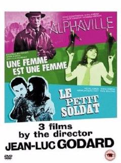 Dvd Lacrado Importado 3 Films Director Jean Luc God Regiao 2