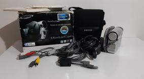 Câmera Filmadora Samsung Sc-dc163 + Bolsa
