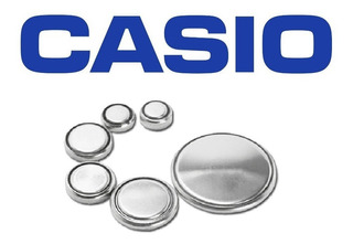 Pilas Para Relojes Casio Gshock G100 G7900 Garantía Caballit