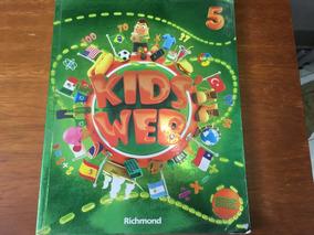 Livro Kids Web 5 + Cd-rom Frete Grátis