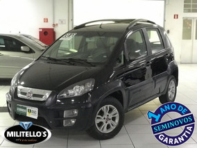 Fiat Idea Adventure (aut) 1.8 16v E.torq Dualogic (flex)