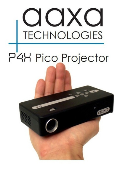 Projetor Portátil Pico P4x
