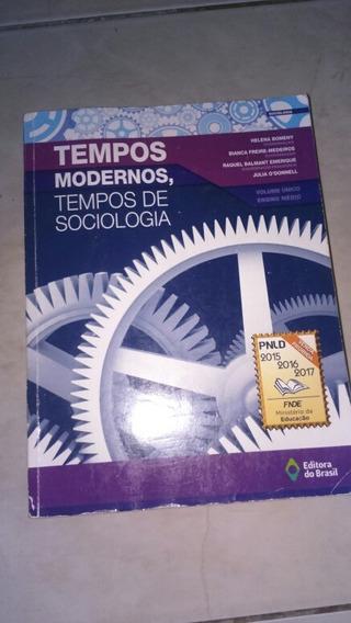 Livro De Sociologia Tempos Modernos