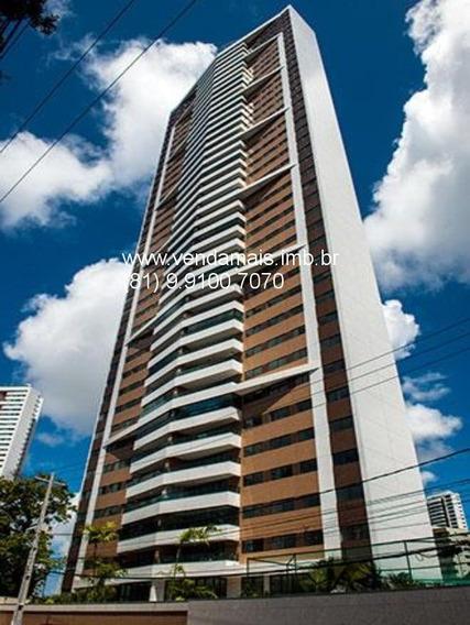 Vendo Apto Alto Padrão Com Heliponto No Ed. Maria Carolina Montenegro Na Torre, 203m² - C010967 - 32237454