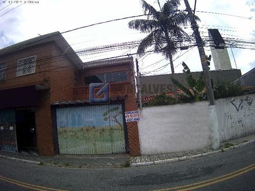 Venda Sobrado Sao Bernardo Do Campo Centro Ref: 140771 - 1033-1-140771