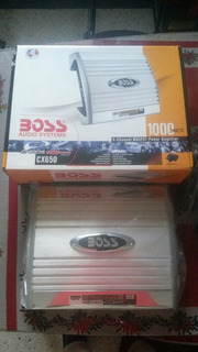 Planta Audio Boss Sistem Cx650