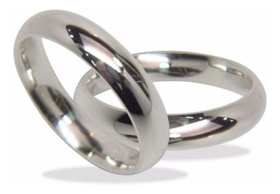 Par De Alianças Namoro, Compromisso, Casamento - 16 Ao 22