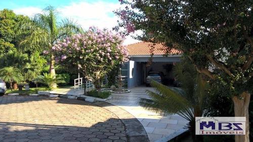 Portal Do Vila Rica, Bela Casa Á Venda - Ca0352