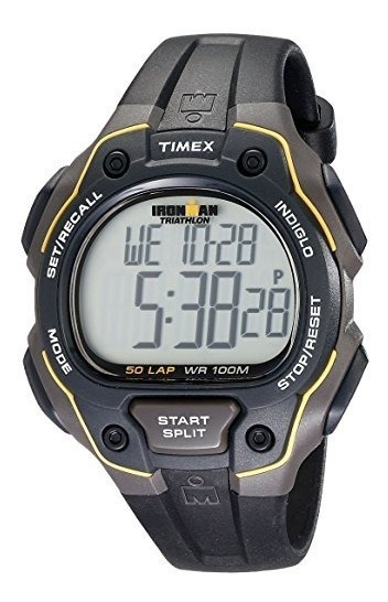Relojes Deportivos,t5k4949j Hombres Timex Ironman Classi..