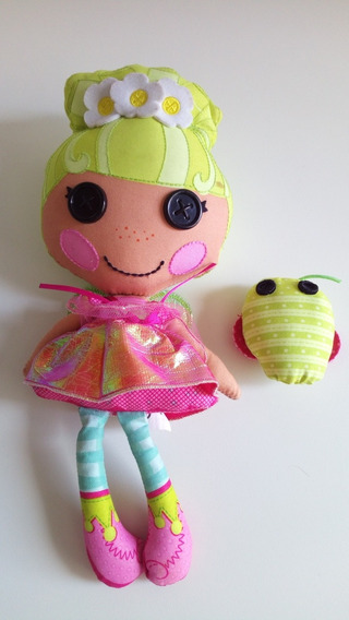 Boneca Lalaloopsy Tecido Abelha