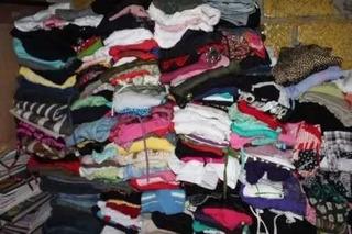 Brecho,roupas,feminina,bazar,calça, Kit 70 Peças Usadas