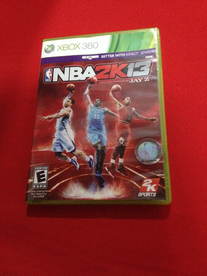 Nba 2k13 Original Para Xbox 360