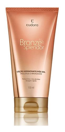 Imagem 1 de 1 de Eudora - Bronze Splendor - Hidratante Prolongador Pós Sol