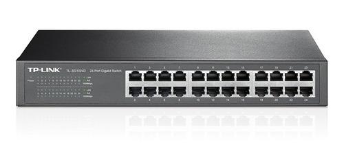 Tp Link Tl Sg1024d Switch 24 Puertos 10/100/1000 Gigabit