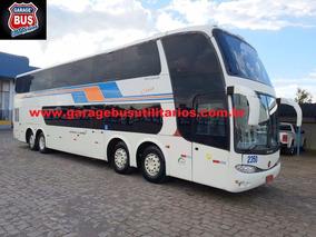 Marcopolo Paradiso Dd Ano 10/10 Scania K-420 4 Eixos!ref 86
