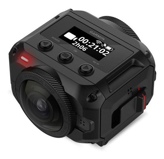 Camera Garmin Virb 360 5.7k 4k - Pronta Entrega Nova Na Caix
