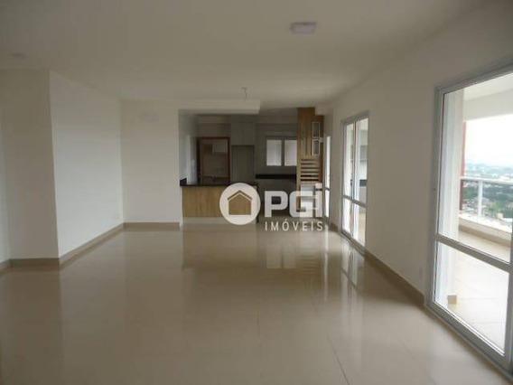 Apartamento Com 3 Dormitórios À Venda, 172 M² Por R$ 860.000,00 - Nova Aliança - Ribeirão Preto/sp - Ap5061