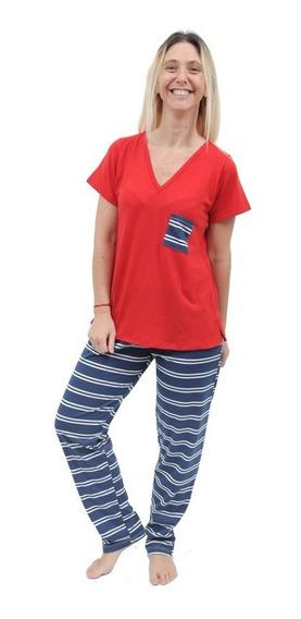 Pijama De Mujer Invierno 625