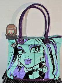 Bolsa Acolchada Monster High