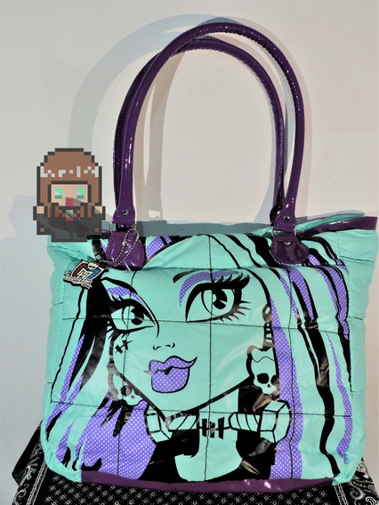 Bolsa Acolchada Monster High
