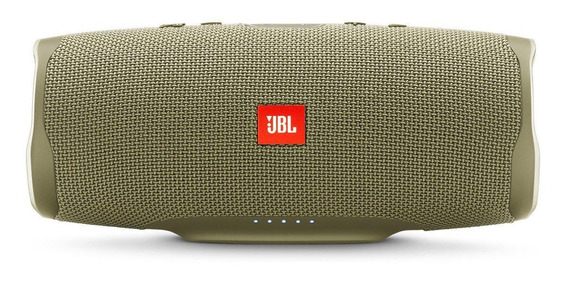 Caixa de som JBL Charge 4 portátil Sand