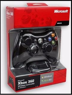 Control Xbox 360 Original Alambrico Microsoft Tienda Fisica!
