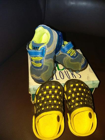 Zapatos De Niño Perfectos.