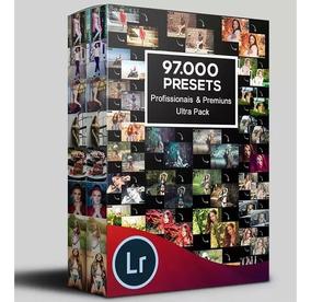 Lightroom Coleção 97.000 Presets Profissionais + Brinde