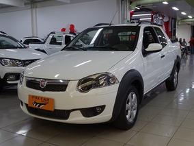 Fiat Strada 1.6 Trekking Cab. Dupla Flex Ano 2014 3p (3773)