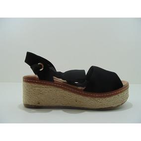 7c1a87162a Sandalia Feminina Plataforma Bebece Feminino Moleca - Sapatos no ...