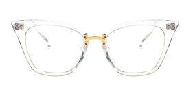 41c2ae7e7 Oculos Gatinho Transparente Vintage - Óculos com o Melhores Preços ...
