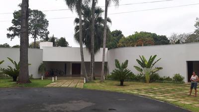 Casa Residencial À Venda, Lago Azul Condomínio E Golfe Clube, Araçoiaba Da Serra - Ca4126. - Ca4126