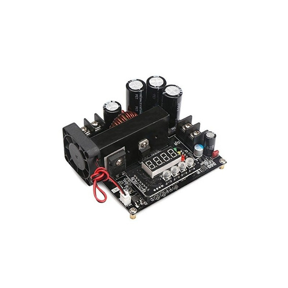 Regulador De Control Numérico Drok Dc 8-60v A 10-120v Conver