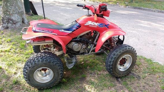Vendo Cuatriciclo Honda Foutrax Trx 300