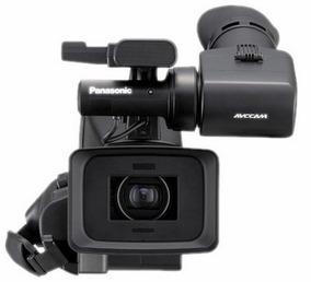 Filmadora Panasonic Ag-hmc80 3mos Avccam Hd Profissional, Sl