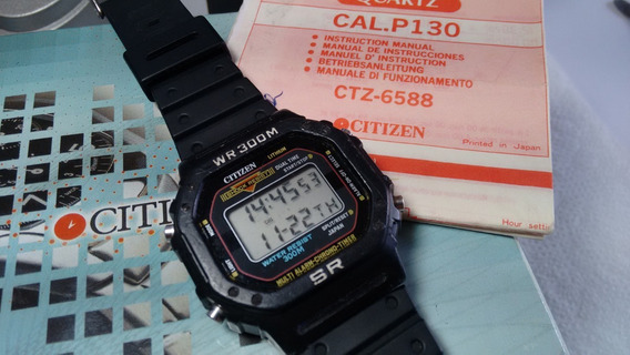 Citizen P130 Gshock - Combo Wind Surf Promaster