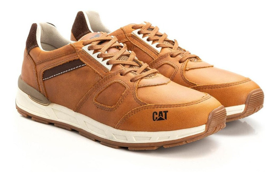 Sapatenis Tenis Bota Coturno Cartepillar Woodward Cat Oferta