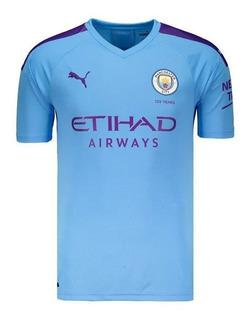 Camisa Manchester City - Envio Imediato 100% Original