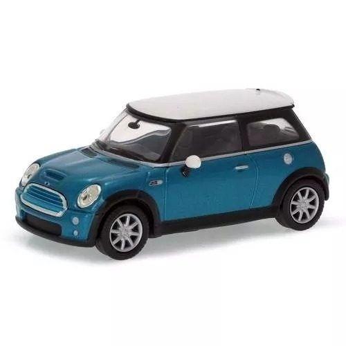 Mini Cooper S - Azul - Yat Ming 1/43